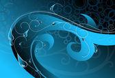 Design elements - Water — Stock Vector