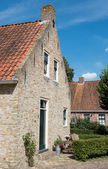 Old house in Bourtange — Stock Photo