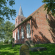 Church in Eenum — Foto Stock