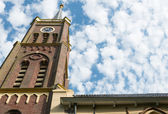 Church of Usquert — Foto de Stock