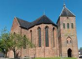 Church of Zeerijp — Stock Photo