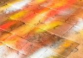 Floor in Light — Stock Photo