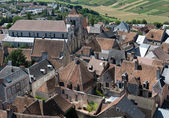 City of Sancerre — Stock Photo