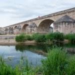 Roman Bridge — Stock Photo