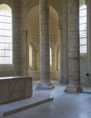 Abbey of Fontevraud — Stock Photo