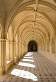 Church of Fontevraud — Stock Photo