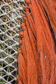 Redes de pesca — Foto Stock