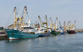 Fishing Vessels — Stock Photo