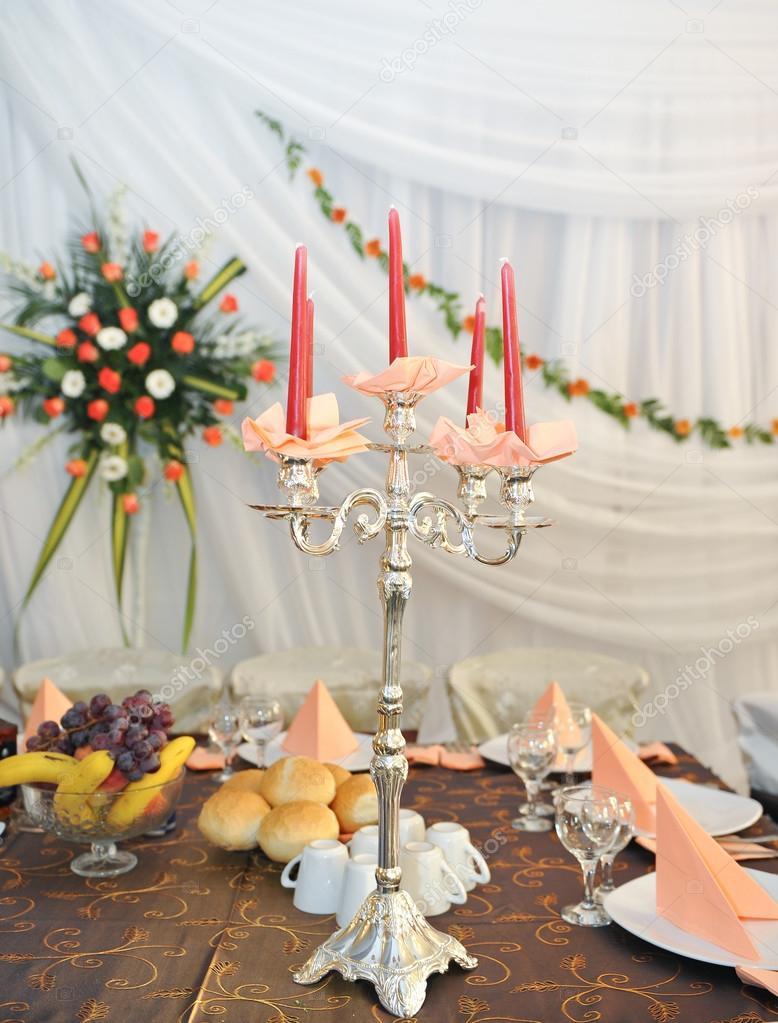 Hochzeit Blumenarrangements