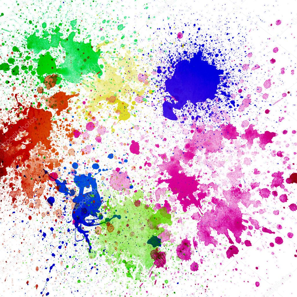 colorful and outline ink - photo #41