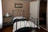 шахтерская спальня — Стоковое фото