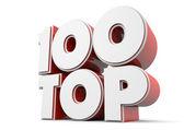 Top 100 — Stock Photo