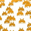 Stock Photo: Space invaders