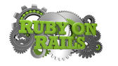 Ruby on rails — Stock Photo
