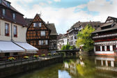 Idyllic town of Strasbourg — Stock Photo