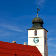 Clock tower, Sibiu - Stock Photo