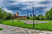 Târgovişte historiska centrum — Stockfoto