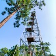 Smith Mountain Tower — Stock Photo