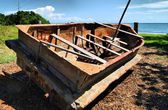 Freedom Boat — Stock Photo
