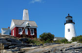 Pemaquid Structure — Stock Photo