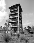 Wetlands Tower — Stock Photo