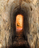 Castillo Tunnels — Foto de Stock