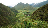 Ecuador Landscapes — Stock Photo
