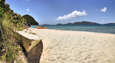 Views from Tortola — Stock Photo