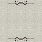 Desenli kağıt çiçek motifleri — Stok Vektör