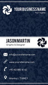 Creative business Card — Vecteur
