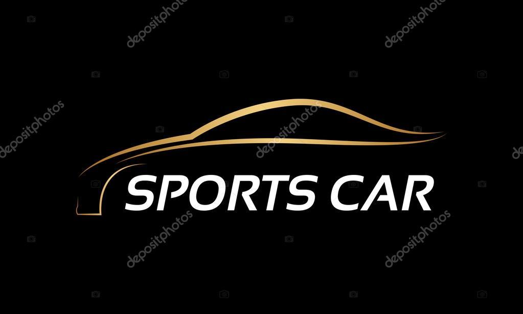 logo de voiture de sport image vectorielle baser 43817445. Black Bedroom Furniture Sets. Home Design Ideas