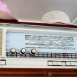 Old Soviet radio — Stock Photo #13157960