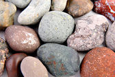 Stones from seacoast — Stock Photo