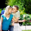 Romantic rendezvous — Stock Photo #23459270