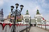 Izmailovo Kremlin in Moscow — Stock Photo