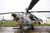 Combat attack helicopter MI-28N — Stock Photo