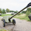 D-48 85-mm anti-tank gun — Stock Photo