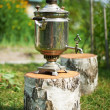 Russian samovar — Stock Photo #36259655