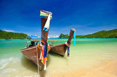 Beautiful Thailand Beach — Stock Photo