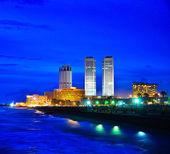 Colombo city — Stock Photo