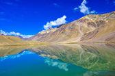 Chandra Taal Lake — Stock Photo