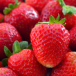 Strawberry background — Stock Photo #32880523