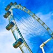 Stock Photo: Singapore flyer