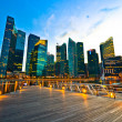 Singapore skyline — Stock Photo #32881739