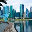 Singapore skyline — Stock Photo #32882473