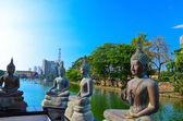 Seema Malaka Temple — Stock Photo