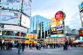 Yonge-Dundas Square in Toronto — Stock Photo