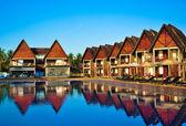 Maalu Maalu Resort & Spa hotel — Stockfoto