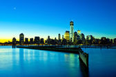 New York City Skyline — 图库照片