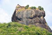 Sigiriya Lion Rock Fortress — Stock Photo